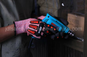Anti-Impact Safety Glove (TPR9011) pictures & photos