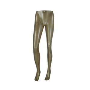 Popular Women Leg Mannequin for Shop Display pictures & photos