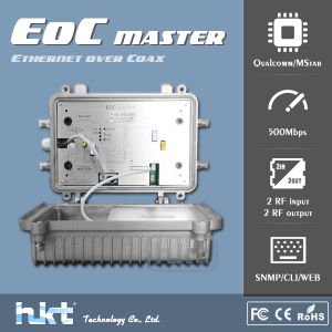 Eoc Master with Qualcomm Ar74/Mstar Mse500 for Ethernet Over Coax