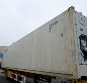 Qingdao 40hc Used Refrigerated Container pictures & photos