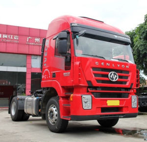 Hongyan Genlyon M100 4X2 Heavy Duty Tractor Truck for Sale pictures & photos