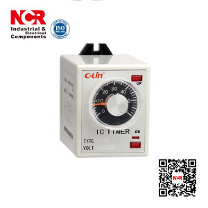 Programmable Digital Timer Relay (HHS3) pictures & photos