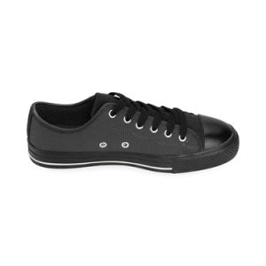 Style No Custom Sneaker 023 Low Cut Print Unisex Canvas Casual Shoes Custom Canvas Sneakers pictures & photos