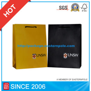 Paper Shopping Bag, Paper Gift Bag, Paper Bag