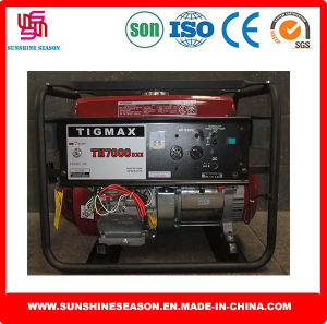 Tigmax Th7000dxe (ELEMAX FACE) Gasoline Generators 5kw for Power Supply pictures & photos