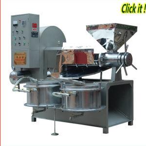 Automatic Jatropha Screw Oil Press (ZL-120) pictures & photos