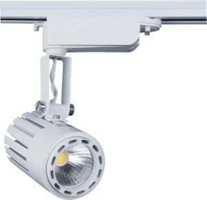 30W White and Black Color Lamp Body LED Track Light pictures & photos