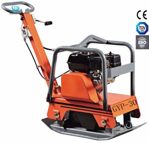 Reversible Concrete Vibrator Plate Compactor Gyp-30 Series with Hond Gx160 pictures & photos