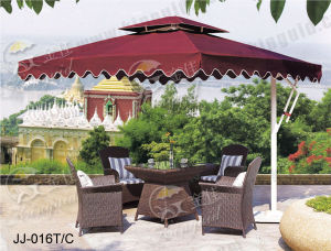 Outdoor Umbrella, Side Pole Umbrella, Jjsp-03 pictures & photos