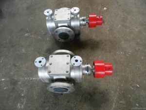 Ycb-G Model Heat Insulation Gear Pump pictures & photos