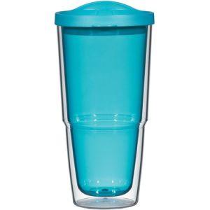 Plastic Tumbler Plastic Travel Mug Plastic Coffee Mug Juice Mug pictures & photos