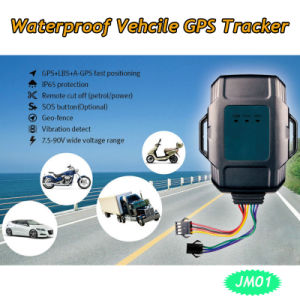 Waterproof Car/Vehicle GPS Tracker with SIM Card-Slot and Real-Time Jm01 pictures & photos