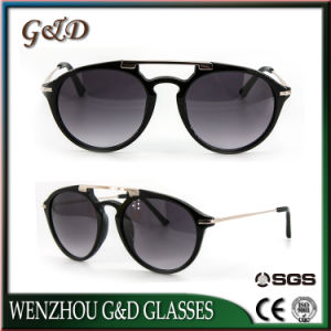 Fashion Design Most Popular Acetate Sunglasses pictures & photos