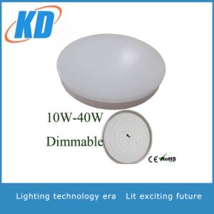 10W-40W Dimmable LED Ceiling Light with CE RoHS Pf>0.9