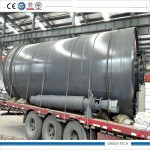 Pyrolisis Plant for Tire Recycling to Oil pictures & photos