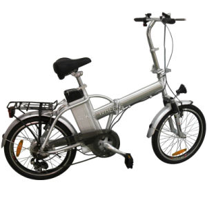 Mountain Folding Electric Bike (TDN-004) pictures & photos