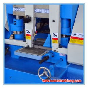 Double Column Horizontal Bandsaw (GH4220A GH4228 GH4235 GH4240 GH4250) pictures & photos