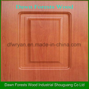 Modern Design PVC Film Cabinet Door pictures & photos