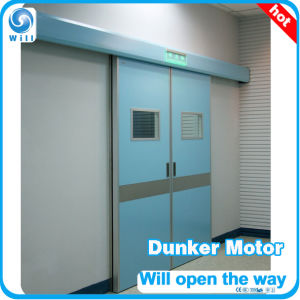 Hospital Automatic Manual Swing Operating Theatre Hermetic Door pictures & photos