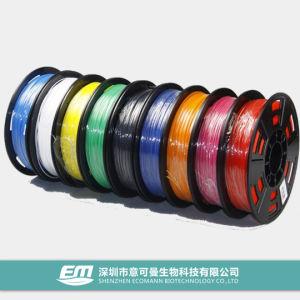 Biobased Odorless 3D Printing PLA Filament