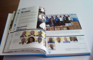 Togo-Customized Catalog / Book / Magazine Printing pictures & photos