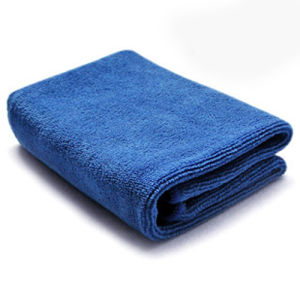 Microfiber Floor Cleaning Cloth Polyester Fabric