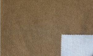 Short Plush Sofa Seat Fabric Escy-5D pictures & photos