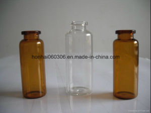 2ml Crimp Amber Glass Vial pictures & photos