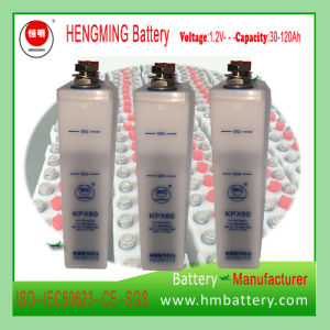 Factory Price 1.2V 60ah Ni-CD Battery pictures & photos