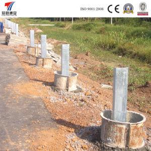 Steel Guardrail Post