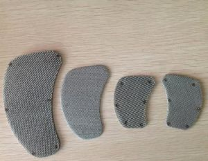 304 316 Stainless Steel Wire Mesh Plastic Extrusion Filter Screen pictures & photos