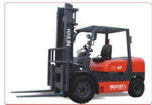 CPC-50 Diesel Forklift pictures & photos