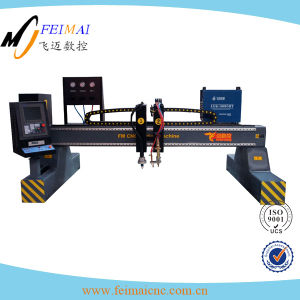 Gantry Type Steel Plasma Cutting Machine