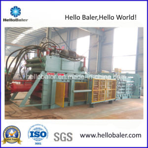 Full Automatic Baler Machine for Paper Recycling pictures & photos