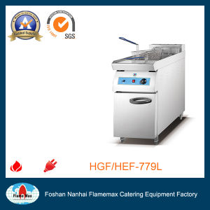 Stainless Steel Gas Fryer Hgf-779L/Hgf-780L pictures & photos