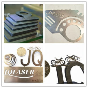 Fiber Laser Cutting Machine for Metal Sheet Plate pictures & photos