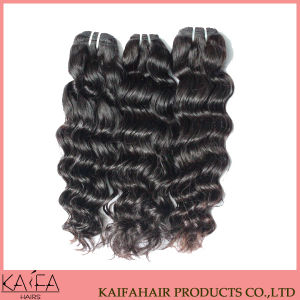 Unprocessed Raw Virgin Brazilian Human Hair, Can Be Dyed&Permed, and Restyled (KF174)