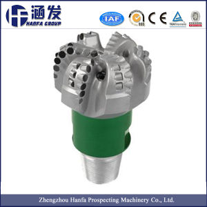 Cost-Effective Three Wing Concave PDC Drill Bit for Oil pictures & photos