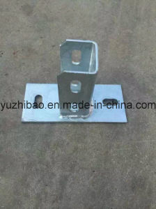 Hot DIP Galvanized Solar Mounting Bracket, PV Bracket pictures & photos