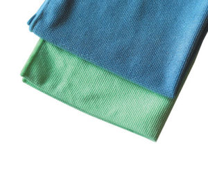 High Quality Cleaning Cloth 3m Microfiber Cloth for Multipurpose (4011) pictures & photos