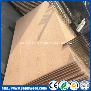 Bintangor Oukoume Ash Faced Plywood for Packing Furniture pictures & photos