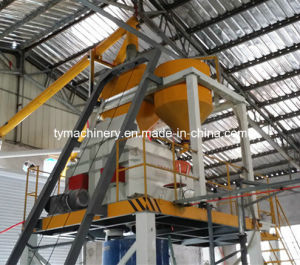 Vertical Type Wall Panel Making Machine pictures & photos