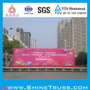 Aluminum Stage Backdrop Truss Project (ST17) pictures & photos