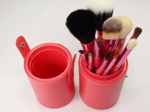 Brand Face Brush Fashion and Colorful Make up Brush Set 12PCS/Set Cosmetic Brush pictures & photos