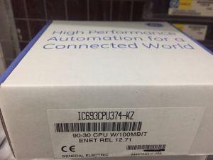 Original Ge Programmable Logic Controller IC693CPU374 pictures & photos
