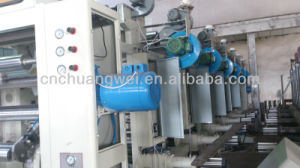 Plastic Multi-Color Pinting Press Machinery (CWASY-6600A-61000A) pictures & photos