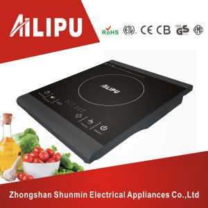 ETL Certification with Plastic Housing Single Burner Induction Cooker pictures & photos