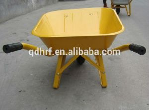 Hand Trolley Barrow Cart Wheelbarrows Wb6400 pictures & photos