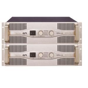 4ohm Bridge 1650watt 2 Channel 3u DJ Amplifier Price (QA6110) pictures & photos