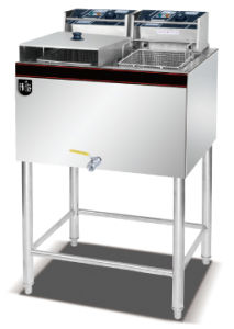 1-Tank Electric Fryer PT-84